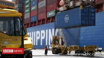 Disruption to shipping could delay Christmas orders