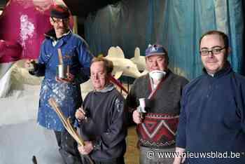 Zesduizend euro uit noodfonds voor carnavalshallen (Hamme) - Het Nieuwsblad
