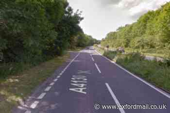 Driver arrested after cyclist dies in crash near Henley