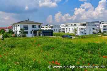 Besigheim strebt eine bessere Baulandpolitik an: Ziel: Möglichst viel Baugrund kaufen - Bietigheimer Zeitung