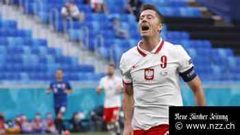 EM-Live-Blog: Schick trifft aus 50 Metern - Tschechien siegt gegen Schottland 2:0 +++ Glückloser Lewandowski verliert mit Polen gegen die Slowakei