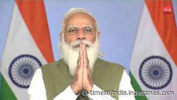 India on track to achieve land degradation neutrality: PM Modi