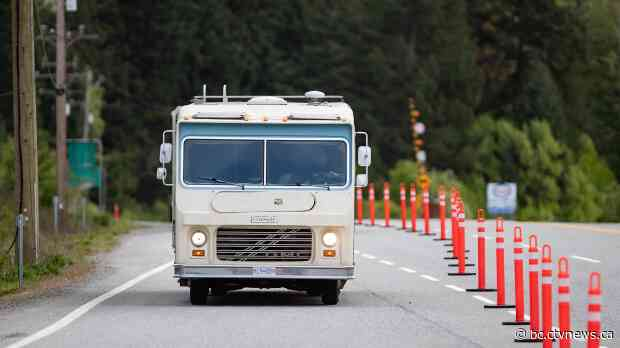 Step 2: B.C. to lift more COVID-19 restrictions including ban on travel within the province Tuesday