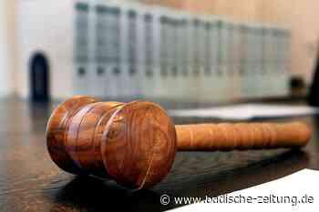 Fahren ohne Führerschein und Urkundenfälschung - Lahr - Badische Zeitung