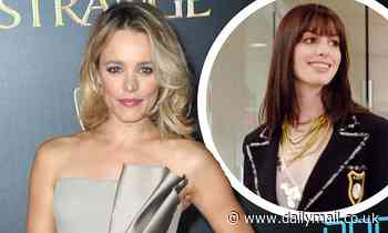 Rachel McAdams turned down The Devil Wears Prada THREE times: 'She was determined not to do it'