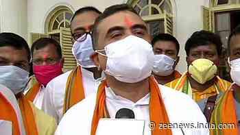 Foreign national remark: Former Trinamool leader Vinay Mishra sends notice to BJP`s Suvendu Adhikari