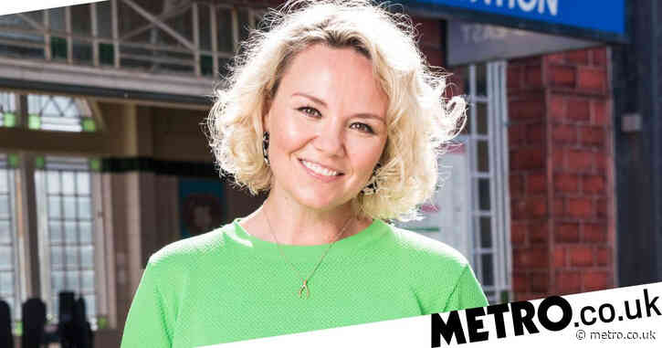 EastEnders star Charlie Brooks on Janine's return storyline: 'She's great at being bad'