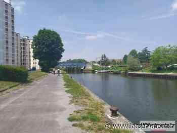 Le chemin de halage entre Jeumont et Marpent fermé un an - L'Observateur