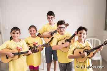Projeto Guri abre inscrições para 12 cursos gratuitos de música em Pedreira - G1