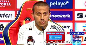 Liverpool star Thiago Alcantara hoping to avoid COVID-19 vaccine side effects
