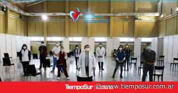 Culmina la semana más intensa de vacunación en El Calafate - TiempoSur Diario Digital