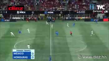 ¡Jorge Benguché le quemó las manos a Cota; Honduras y México siguen sin goles! - Diario Deportivo Diez - Diez.hn