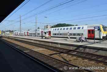 Trein op lijn Antwerpen-Hamont geschrapt door defect aan locomotief