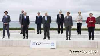 La Cumbre G7 está en el segundo día - TRT Español