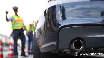 Polizei kontrollierte Poser und Tuner am Edersee und in Frankenberg - HNA.de