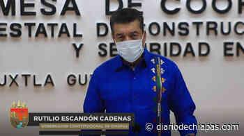 Inicia vacunación en Palenque y Zona Norte - Diario de Chiapas