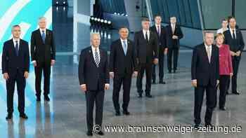 Nato will Russland und China geschlossen in Schach halten
