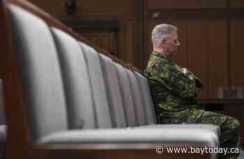 Defence vice-chief who golfed with Vance steps aside from role, but not from military