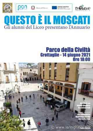 Questo è il Moscati, il liceo di Grottaglie presenta il suo annuario - La ringhiera