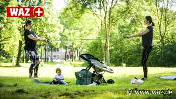 Schwangere und junge Mütter in Bochum powern sich aus - WAZ News