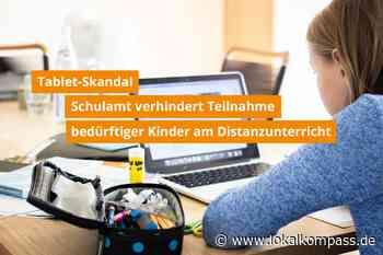 Schuldezernent verweigert Aufklärung im Tablet-Skandal: Schulamt in Bochum verhindert, dass bedürftige Kinder Schultablets vom Jobcenter erhalten - Bochum - Lokalkompass.de