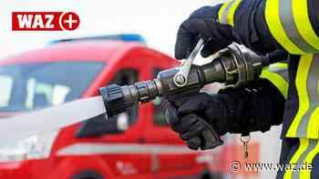 Wohnung in Bochum brennt aus – Feuerwehr rettet eine Person - WAZ News