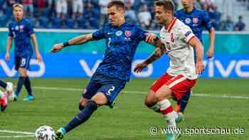 Polen gegen Slowakei - das komplette Spiel