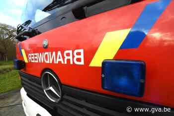 Brand vernielt werkruimte (Ravels) - Gazet van Antwerpen