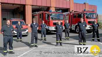 Wolfsburgs Feuerwehr: 8000 Stunden fürs Ehrenamt