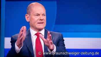 SPD-Kanzlerkandidat Scholz wirft der Union Blockade vor
