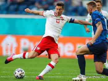 Fehlstart für Lewandowski: Polen verliert gegen die Slowakei - Sport - Zeitungsverlag Waiblingen - Zeitungsverlag Waiblingen