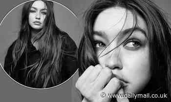 Gigi Hadid admits she struggled to hide her pregnancy during Fashion Week