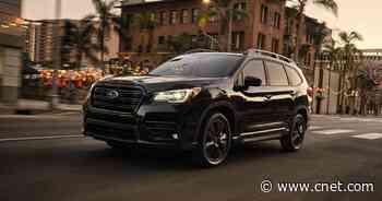 2022 Subaru Ascent lineup adds snazzy Onyx Edition     - Roadshow