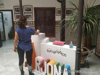 Arjona se vuelca en su campaña de apoyo al comercio local - Lacontradejaen