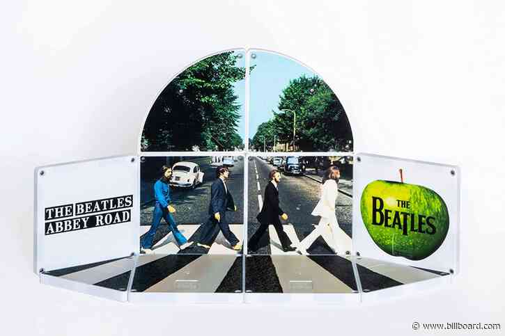 The Beatles' New Magna-Tiles Collaboration Is Fit for Fans of All Ages