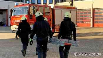Freiwillige Feuerwehr kann in Heiligenhaus wieder üben - Westdeutsche Allgemeine Zeitung