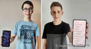 Live-Chat zum TV-Event - zwei Jugendliche entwickeln TV-Chat-App - Heiligenhaus, Velbert, Verbrauchertipps - Super Tipp
