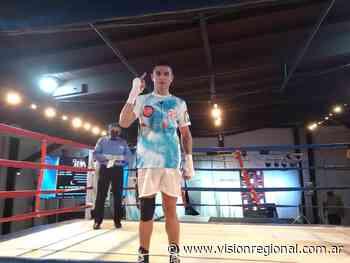 Victoria por KO de Laureano Ubiedo en Berazategui   Visión Regional - Vision Regional