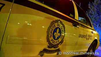 A car hit a tree in Drummondville leaving one dead and four injured, speed and alcohol may be involved - CTV News Montreal