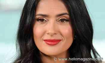 Salma Hayek debuts sleek hair transformation during special career moment
