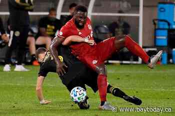 Star striker Jozy Altidore remains in limbo as Toronto FC returns to action