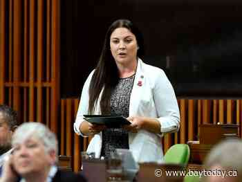 Former Green MP Jenica Atwin adjusts position on Israel after joining Liberal caucus