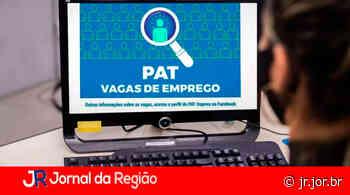 PAT de Campo Limpo Paulista tem novas vagas de emprego - JORNAL DA REGIÃO - JUNDIAÍ