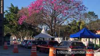 Campo Limpo Paulista tem drive-thru de vacinação neste sábado (12) - Tribuna de Jundiaí