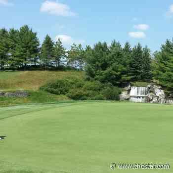Caledon golf course organizes golf tournament for youth provincewide - Toronto Star