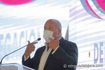 Condena Enrique Alfaro centralización de gobierno - NTR Guadalajara