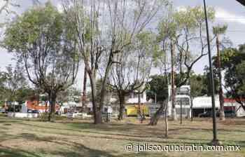Guadalajara suma 239 áreas verdes al programa #100Parques - Quadratín Jalisco