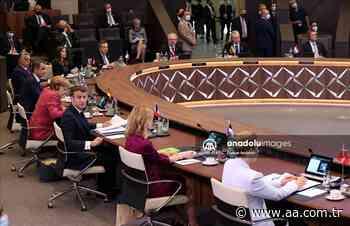 Cumbre de la OTAN en Bruselas - Agencia Anadolu - Anadolu Agency