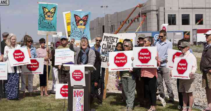 Kathleen Cahill: Utah inland port will degrade quality of life for the benefit of a few