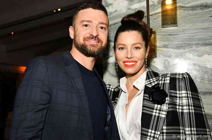 Jessica Biel Opens Up About Her & Justin Timberlake's 'Secret COVID Baby'